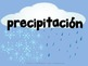 Spanish Vocabulary Cards: Water Cycle (El ciclo del agua)