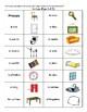 Spanish Vocabulary Dominoes