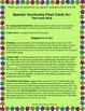 "Spanish Vocabulary Flash Cards (Human Body) - 2.5"" by 3.3"" Medium"
