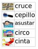 Spanish Vocabulary Flashcards Set 2