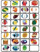 Spanish Vocabulary Game- 2por1 Basic School vocabulary