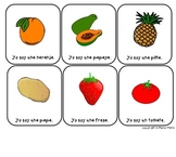 Spanish Vocabulary Game Cards