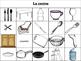 Spanish Vocabulary : Kitchen
