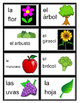 Spanish Vocabulary Living Things