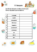 Spanish Vocabulary Pack - Breakfast