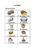 Spanish Vocabulary Pack - Lunch