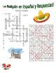Spanish Vocabulary - RELIGION (2 Puzzles)