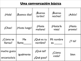 Spanish Vocabulary : Survivor (Introductions and Classroom