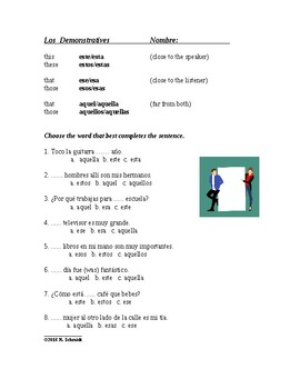 Spanish Vocabulary on Taking a Taxi - Partner Activity
