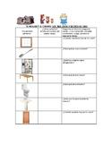 Speech Therapy Spanish Vocab w/ Questions: House/Casa; Goldilocks/Ricitos de Oro