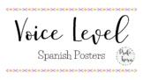 Spanish Voice Level Posters (PDF)