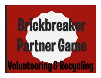 Spanish Volunteering and Recycling Brickbreaker Game