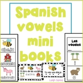Spanish Vowels Mini Book : Las vocales