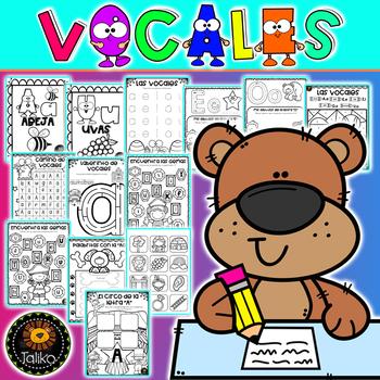 Spanish: Vowels (Vocales)