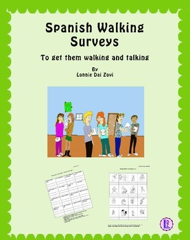 Spanish Walking (And Talking) Surveys by Lonnie Dai Zovi