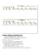 Spanish Warm-up Bellringer Sheet and Participation / Accountability checklist