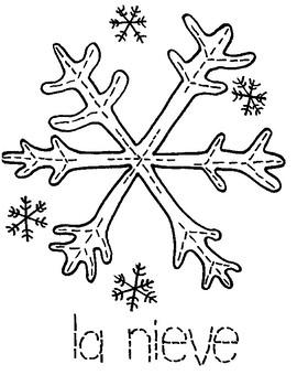 Spanish Weather Activity Book