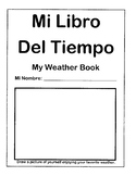 Spanish Weather Activity Book