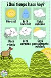 Spanish Weather Bulletin Board Kit El Tiempo