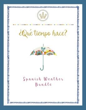Spanish Weather Bundle