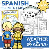 Spanish Weather El Clima