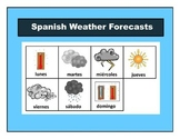 Spanish Weather Forecasts