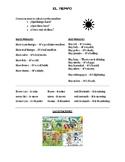 Spanish Weather Notes