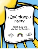 Spanish Weather Packet