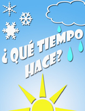 Spanish Weather Posters