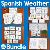 Spanish Weather and Seasons Lesson Bundle