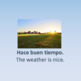 Spanish Weather Vocabulary Powerpoint