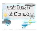 ¿Qué tiempo hace hoy? : Spanish Weather