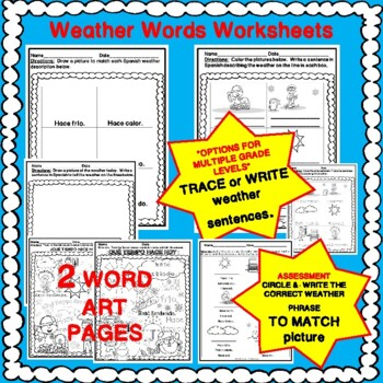 besides  besides Spanish Health Vocabulary Words together with Printable Worksheets for Teachers  K 12    TeacherVision as well  together with  further weather worksheet  NEW 680 FRENCH WEATHER EXPRESSIONS WORKSHEET additionally Page Worksheet Packet On Telling Time In Plus Seasons Weather as well For The Seasons Weather Expressions In Spanish likewise  further Weather Related Activities at EnchantedLearning moreover FREE Printable Spanish   1 per week    Printable Spanish together with  furthermore Weather Related Activities at EnchantedLearning further  moreover Vocabulary Words for Weather in Spanish. on weather expressions in spanish worksheets