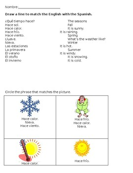 Kindergarten Vocabulary Matching Worksheet Weather Pinterest Seasons also Spanish Seasons Worksheet The best worksheets image collection besides Season and Weather in Spanish Worksheet   Lesson Pla    Clase de also Doents Weather Kids Council Expressions Worksheets In Spanish together with spanish weather and seasons worksheets – leader info further spanish weather and seasons worksheets – prosib moreover  also Weather Worksheet In Spanish   Free Printables Worksheet further Lee y colorea Summer Read and Colour Worksheet   Worksheet Spanish together with  in addition Spanish Weather Worksheets In Spanish Weather And Seasons Worksheets additionally Lifestyles Healthy Or Not By Teaching Of Weather Spanish And Seasons together with Collection of Weather worksheet spanish   Download them and try to furthermore  further Weather And Seasons Worksheets Spanish in addition Best Club Images On Seasons Spanish Weather And Seasons Worksheets. on spanish weather and seasons worksheets