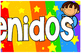 Spanish Kids Welcome Banner Classroom Decoration Borders