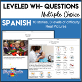 Spanish Wh- Questions