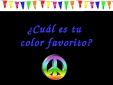 Spanish - What is your favorite color?