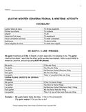 Spanish Winter Activities GUSTAR survey