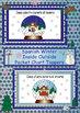 Spanish Winter Inside Outside Vocabulary Cards