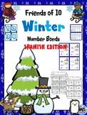 Spanish Winter Number Bonds