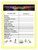 """Spanish Winter Olympics- """"Juegos Olímpicos de Invierno"""" Word Search & Vocabulary"""