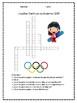 Spanish Winter Olympics activities. Los Juegos Olimpicos de invierno.