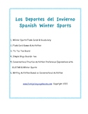 Spanish Winter Sports Collection