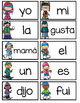 Spanish Winter Word Flashcards