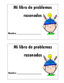 Spanish Word Problem Book