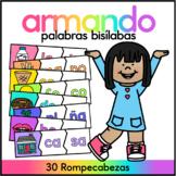 Spanish Word Puzzles - Centro de Aprendizaje Lectura
