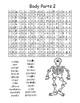 Spanish Word Search Large Print: SOPA de LETRAS