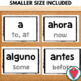 Spanish Vocabulary WORD WALL - Most Useful Words