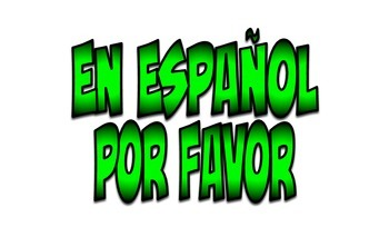 Spanish Word Wall: Must Have Basic and Advanced Phrases (Green)