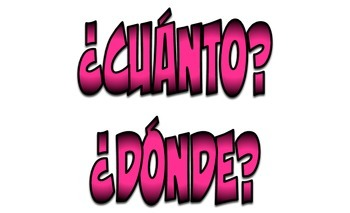 Spanish Word Wall: Must Have Basic and Advanced Phrases (Pink)